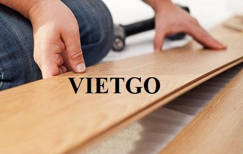 Cơ hội xuất khẩu sản phẩm ván sàn tre cho một công ty xây dựng tại Ấn Độ