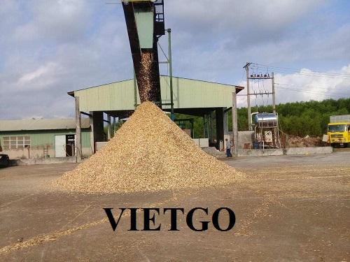 Cơ hội xuất khẩu 15.000 tấn gỗ vụn keo hàng tháng sang thị trường Trung Quốc
