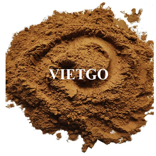 Nhà nhập khẩu người Ấn Độ cần tìm nhà cung cấp bột hương