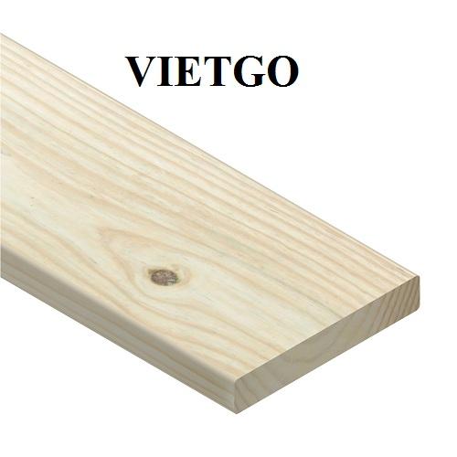 Cơ hội xuất khẩu gỗ thông xẻ sang thị trường Mỹ