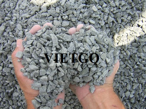 Đối tác Trung Quốc cần tìm nhà cung cấp mặt hàng đá xây dựng