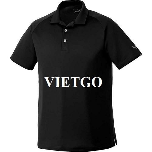 Cơ hội xuất khẩu sản phẩm áo Polo shirt số lượng lớn sang thị trường Ghana