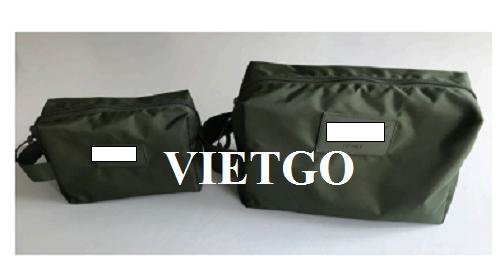 Cơ hội cung cấp túi vải cho một doanh nghiệp lớn tại Iceland