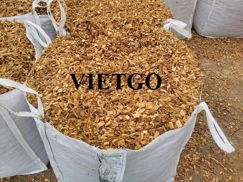 Cơ hội xuất khẩu 15.000 BDMT gỗ vụn hàng tháng sang thị trường Trung Quốc