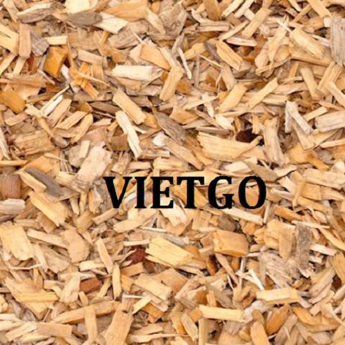 Cơ hội xuất khẩu gỗ vụn sang thị trường Trung Quốc