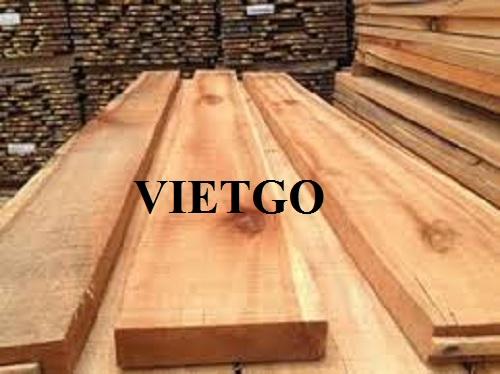 Cơ hội xuất khẩu gỗ bạch đàn xẻ sang thị trường Trung Quốc