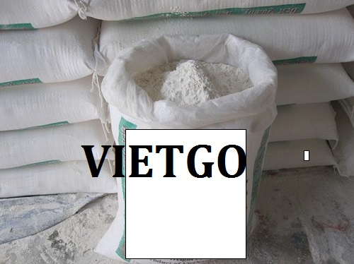 Opportunity to export Tapioca Starch to the Gambia market