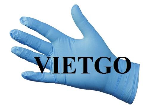 Cơ hội xuất khẩu 5 triệu hộp găng tay y tế mỗi tháng sang thị trường Mỹ