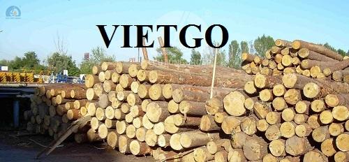 Cơ hội xuất khẩu 5000 tấn gỗ thông tròn sang thị trường Saudi Arabia