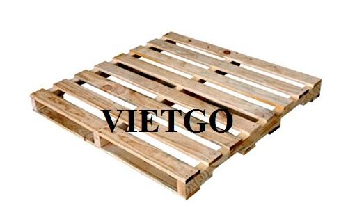 Cơ hội xuất khẩu pallet gỗ sang thị trường Malaysia