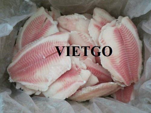 Cơ hội xuất khẩu 20 tấn cá rô phi đông lạnh sang thị trường Bangladesh