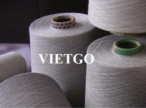 Cơ hội cung cấp số lượng lớn các sản phẩm sợi cho một doanh nghiệp về may mặc tại Bangladesh