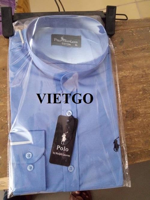 Cơ hội xuất khẩu mặt hàng áo sơ mi đến thị trường Ghana
