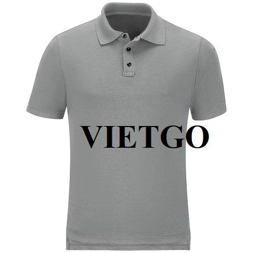 Cơ hội cung cấp sản phẩm áo Polo shirt cho vị khách VIP đến từ Costa Rica
