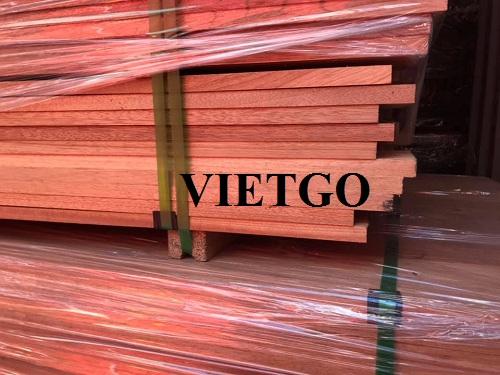 Cơ hội xuất khẩu gỗ Meranti xẻ sang thị trường Maldives