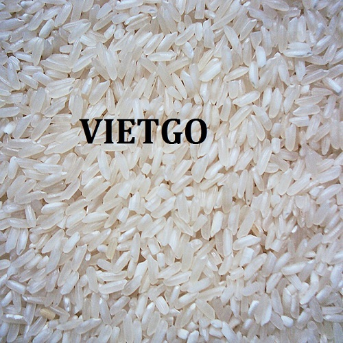 Opportunity to export white rice to Guinea market