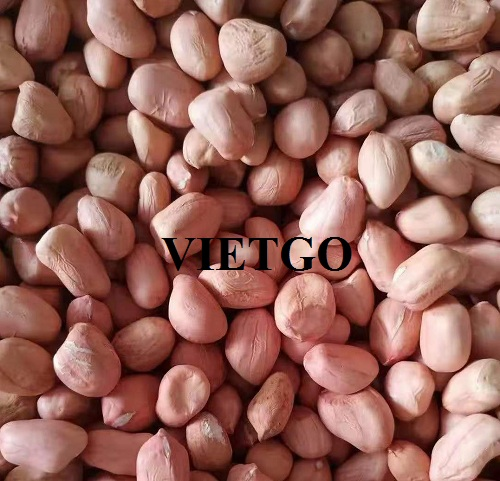 Opportunity to export peanuts to the Chinese market