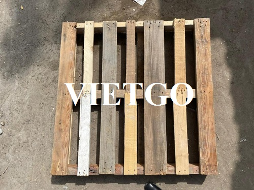 Opportunity to export pine wood pallets to the UAE market