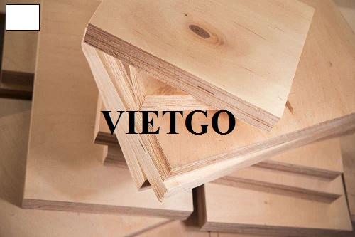 Cơ hội xuất khẩu gỗ dán sang thị trường Mỹ