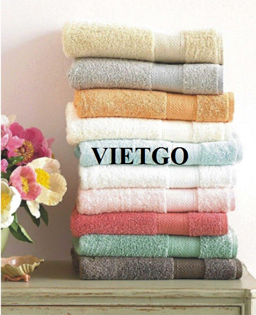 Opportunity to supply a large number of towels to a business in Greece