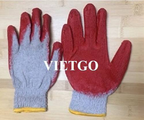 Opportunity to export working gloves to the US market