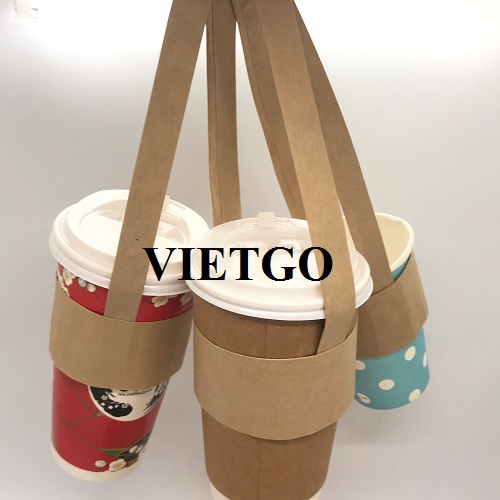 Opportunity to export paper cups to Saudi Arabia