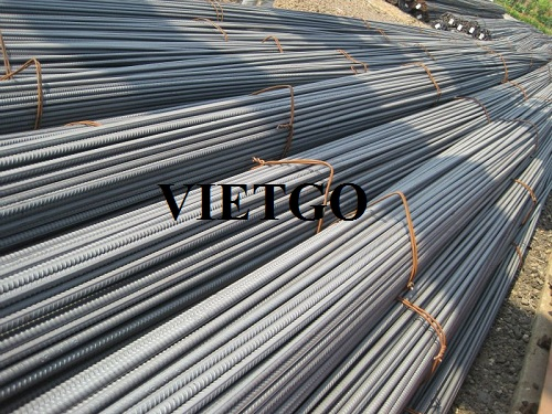 The US customer is looking for a supplier of 10,000 tons steel rebars per month