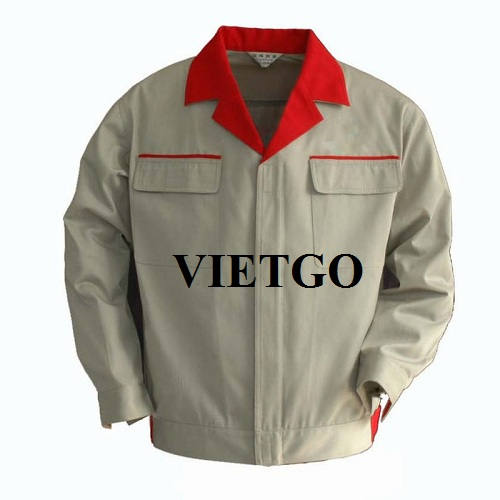 Opportunity to provide protective jackets for businessman from India