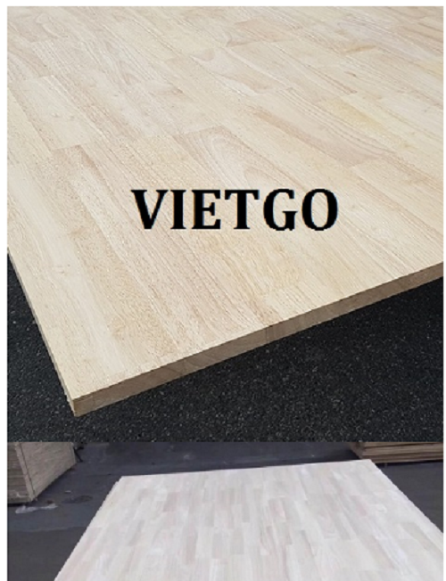 Opportunity to export rubber finger joint boards to Guatemala market