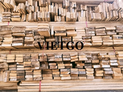 Opportunity to export 10 teak timber containers 40ft every month to the Indian market