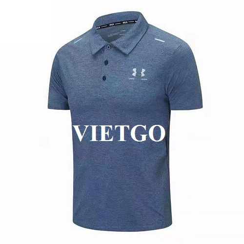 Opportunity to export polo - shirt for a famous fashion brand in Ghana