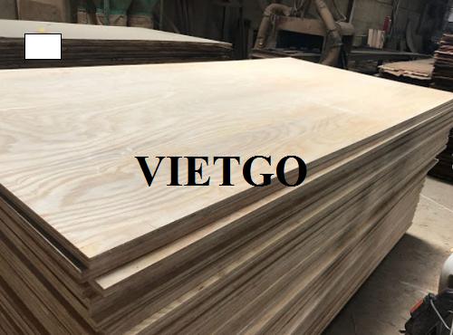 Cơ hội xuất khẩu gỗ dán sang thị trường Trung Quốc