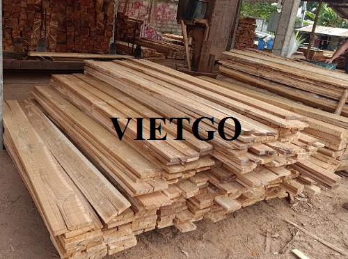 Opportunity to export teak timbers to the Kuwait market