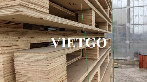 (Order for the whole year) A Vietnamese customer wants to find a partner to supply acacia plywood pallets