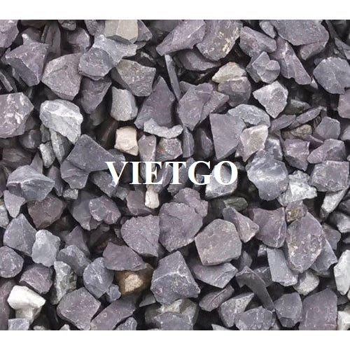 Opportunity to export 200,000 tons of construction stone monthly to the Chinese market