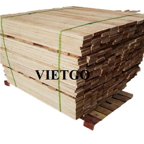 Opportunity to export monthly rubber timber wood to the Israel market