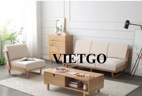 Cơ hội xuất khẩu đồ nội thất gỗ sang thị trường Maldives