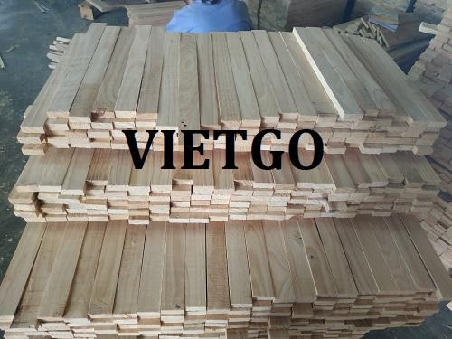 Cơ hội xuất khẩu gỗ keo xẻ sang thị trường Isarel