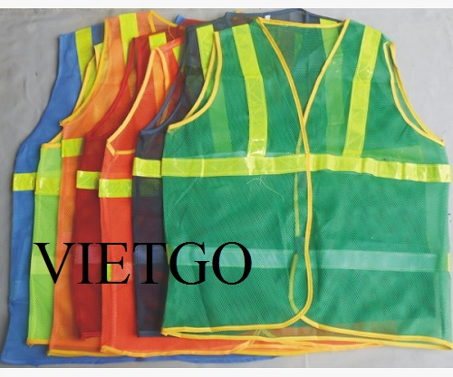 Opportunity to export protective jackets to the Indian market