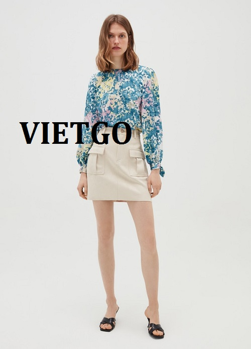 Opportunity to export women dresses for a large corporation in Venezuela