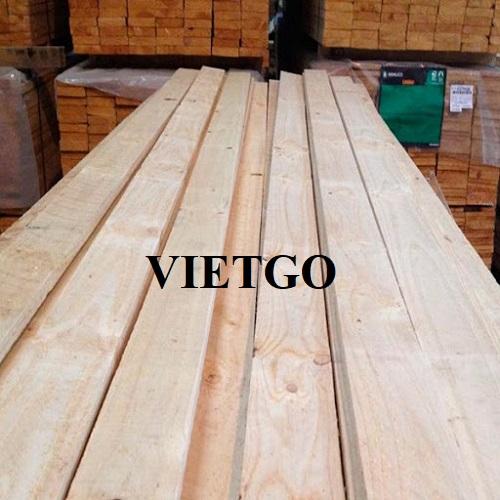 Cơ hội xuất khẩu 1000m3 gỗ thông xẻ hàng tháng sang thị trường Oman