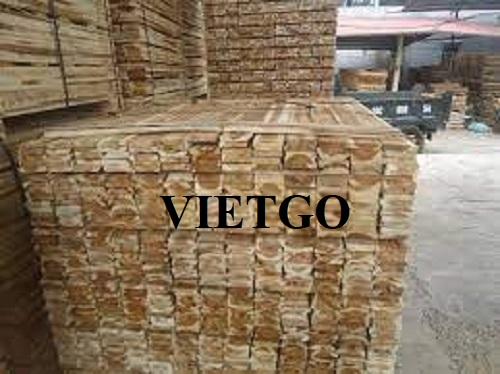 Cơ hội xuất khẩu 1000m3 gỗ keo xẻ hàng tháng sang thị trường Oman