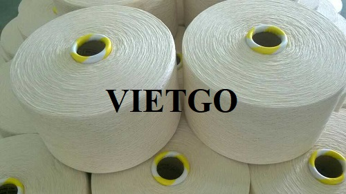 Opportunity to export yarn products to Bangladesh market