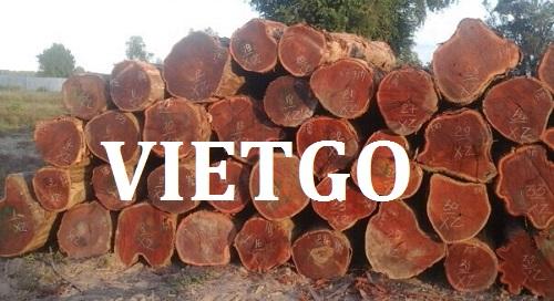 Cơ hội xuất khẩu gỗ căm xe tròn sang thị trường Ấn Độ