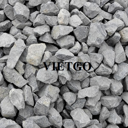 A construction company in India is looking for a supplier of stone chips