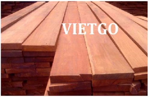 Cơ hội xuất khẩu gỗ căm xe xẻ hàng tháng sang thị trường Ấn Độ