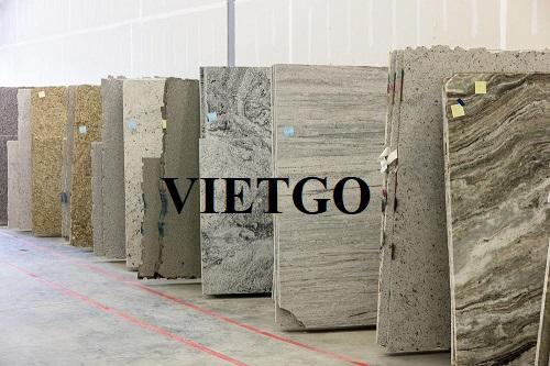 Doanh nghiệp Ấn Độ cần tìm nhà cung cấp đá granite để hợp tác lâu dài