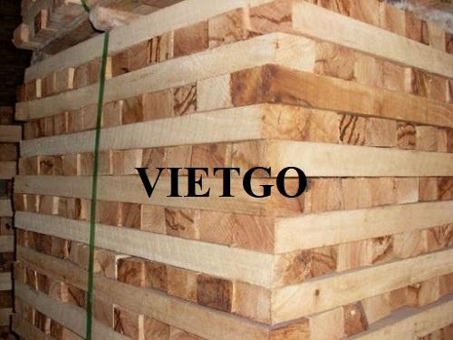 Cơ hội xuất khẩu 10 container 20ft gỗ cao su xẻ hàng tháng sang thị trường Ấn Độ