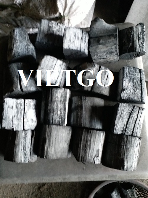 Opportunity to export white charcoal every week to the Korean market