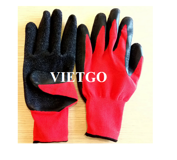 Opportunity to export working gloves in bulk monthly to Georgia market
